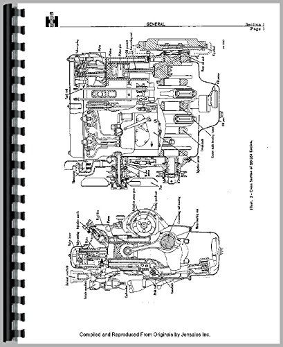Adams 412H Grader Engine Service Manual