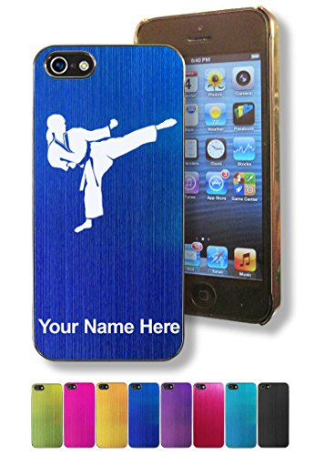 Case for Apple iPhone 5/5s - Karate Woman - Personalized ...