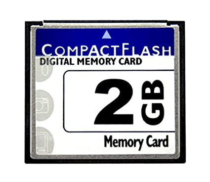 Amazon.com: Bodawei Original 2GB CompactFlash Tarjeta de ...