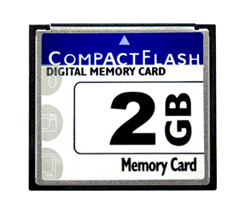 Bodawei Original 2GB CompactFlash Memory Card High Speed 133x (TS2GCF133) Industrial (CF 2 GB) Compact Flash Card for Canon Camera CARDs
