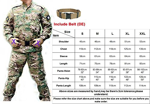 New Army Combat Uniform - 2