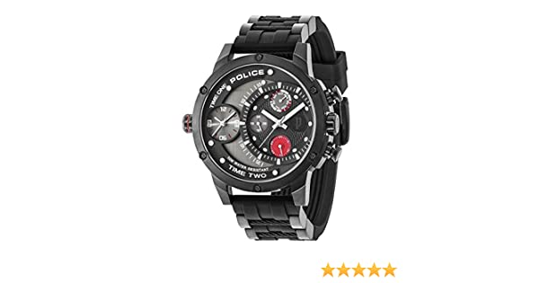 Amazon.com: Watch POLICE ADDER R1451253006 Men SUNRAY GUN Multifunction: Watches