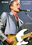 img - for Sting-The Singles Collection-Piano/Vocal/Guitar-Music Book book / textbook / text book
