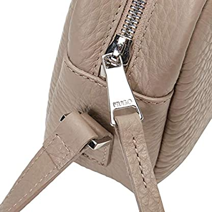 HUGO Damen Downtown Crossb-s Schultertasche Beige (Medium Beige) 4