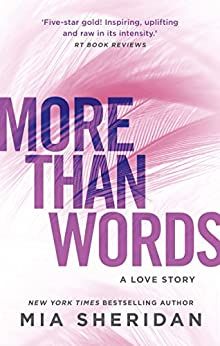 More Than Words by [Sheridan, Mia]