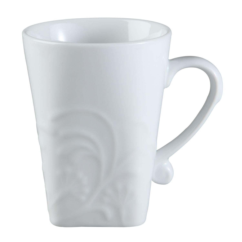 Amazon.com | CORELLE Boutique Cherish 11-oz Porcelain Mug: Coffee Cups &  Mugs