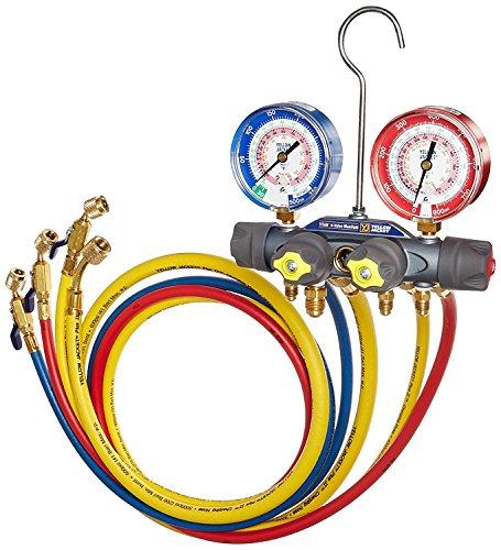 (Yellow Jacket 49968 Charging Manifold,)