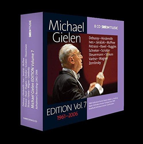 Michael Gielen Edition, Vol. 7 (Sinfonieorchester Radio Swr)