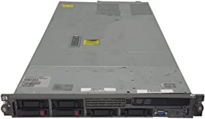 HP Proliant DL360 Gen5 Server with 2x2.5GHz Quad Core Processors and 16GB Memory - - 2x146GB 10K SAS Hard Drives - No OS -