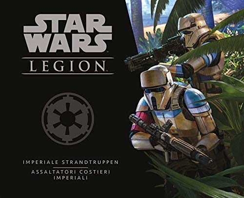 Asmodee- Al sold out. Star Wars: Legion Imperial Coast Expansion Super beauty product restock quality top Assault Boar