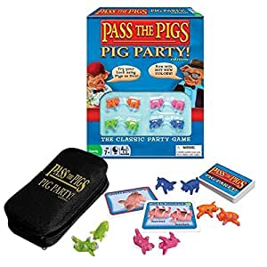 Pass The Pigs Party Dice Game Dice Game