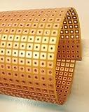 Flexible Pad / Hole Veroboard 9 1/2'' * 5'' (242mm*122mm) 4750 Hole (Veroboard)