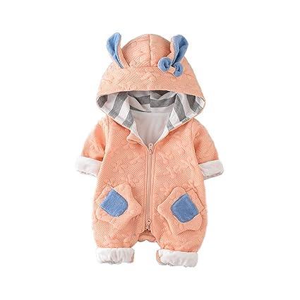 Chaqueta de abrigo para niños Invierno Cálido Recién Nacido Infantil ...