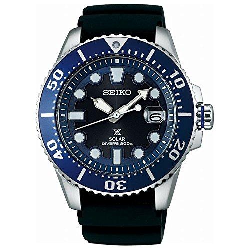 [セイコー] SEIKO SEIKO PROSPEX watch solar divers men`s(Japan Import-No Warranty) 日本製クォーツ SBDJ019 の商品画像
