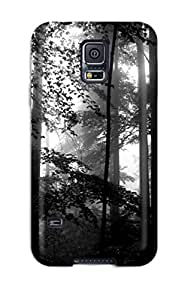 Premium UHiPLDG3378dTNWF Case With Scratch-resistant/ Forest Case Cover For Galaxy S5