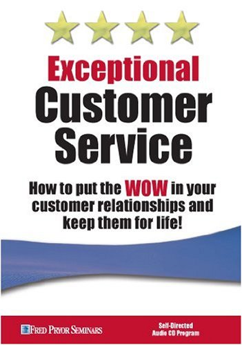 Exceptional Customer Service by Fred Pryor Seminars