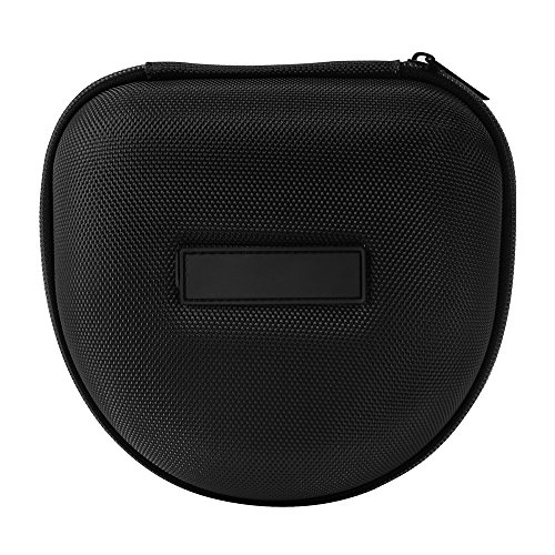 Marshall Major Headphones (XCSOURCE Hard EVA Headphone Case Pouch Travel Bag (Black) for Marshall Major I Major II BT MID Monitor On-Ear Headphone Headset TH716)
