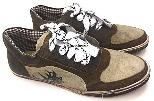 Nappa Chrash Herren Braun Spieth Braun Wensky Sneaker Russ Imanuel amp; xqwxOSFv