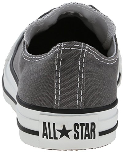 Converse All-Star Chuck Taylor Lo-Top Sneakers (11 M US Mens, Charcoal)