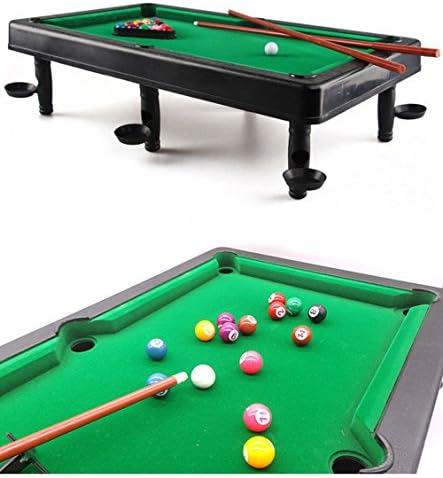 미니 탁상 풀 큰 55L32W18H cm 가정용 접이식 미니 당구 장난감 친자 대화형 게임 아이 들을 위한 선물 / Mini Tabletop Pool Big 55L32W18H Cm Home Folding Mini Billiard Stoy Parent hood Interactive Game Children`s Gifts
