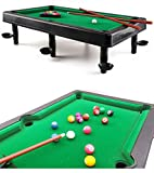 SOWOFA Table tennis Children's American pool large 5835CM household folding mini billiards toys parent-child interactive games kids gifts