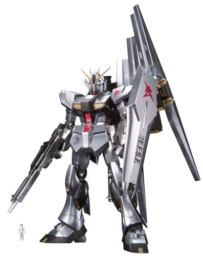 Gundam RX-93 Nu Gundam Metallic Coating Version MG 1/100 Scale