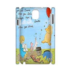 diy 3D Phone Case for Samsung Galaxy Note3 N9000 - Winnie the Pooh case 2