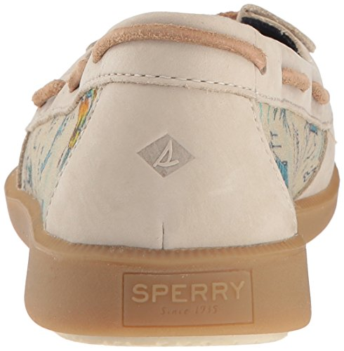 Linen Shoe Boat Women's Loft Medium Oasis 5 Us 6 Sperry SgFqXTg