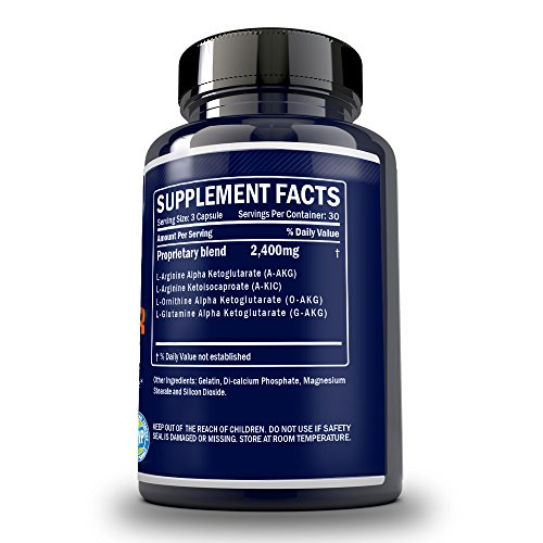 Core Vitality Nitric Oxide ELITE Supplement – Nitric Oxide Booster to Build Muscle & Strength Faster, Bigger Muscle Pumps, Workout Longer and Harder, Increase Stamina and Recovery, 100% Guaranteed