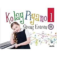 Kolay Piyano 1: (Spiralli)