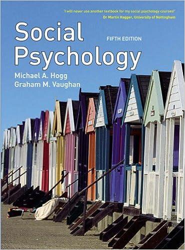 Amazon social psychology 9780132069311 michael a hogg social psychology 5th edition fandeluxe Choice Image