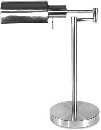 Tensor 16900-006 Vision Max Full Spectrum Silver Desk ...