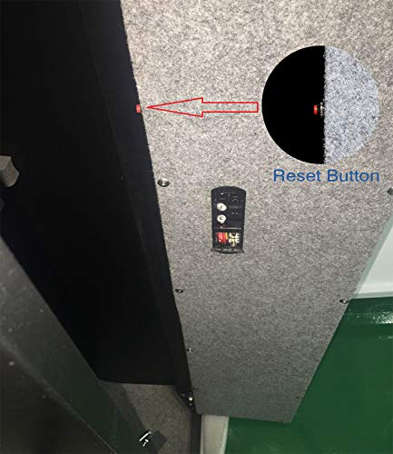 Rifle Safe Gun Safe Quick Access 5-Gun Shotgun Cabinet by Quicktec (Image #2)