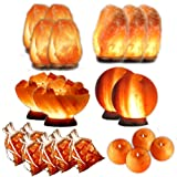 Wholesale Himalayan Salt Lamp Package Deal (21 Items)