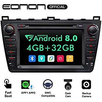 Amazon.com: hizpo Android 9.0 Car Radio for Honda CRV CR-V ...