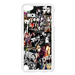 [H-DIY CASE] FOR Ipod Touch 5 -Love Music - Love My Chemical Romance Band-CASE-3