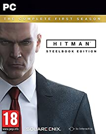 Hitman: The Complete First Season Steelbook Edition (PC) UK IMPORT