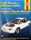 1996-2005 Haynes Repair Manual - Ford Taurus/Mercury Sable - #36075
