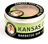 Steven Raichlen Best of Barbecue Kansas City Sweet-and-Smoky Barbecue Rub, 7.5 Ounces