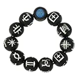 Marvel Unisex Adult Black Panther Kimoyo Beads, Small (7)