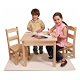 Melissa and Doug Wooden Table and Chair Set