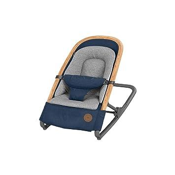 Bébé Confort Hamaca KORI Essential Blue - Hamaca superligera y compacta, color azul