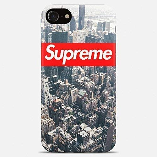 new products e0282 831a1 Amazon.com: Inspired by Supreme phone case Supreme iPhone case 7 ...