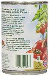 Del Monte Original Stewed Tomatoes, 14.5-Ounce (Pack of 8)