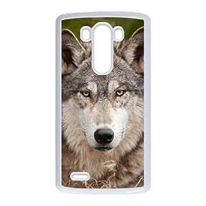Animals - Wolf pattern design For LG G3 Phone Case