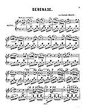 String Quartet in F major, Hob.III:17 - II. Andante cantabile (Serenade) For Piano solo
