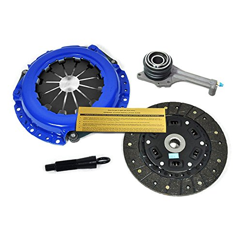 EFT STAGE 2 HD CLUTCH KIT & SLAVE CYL 02-03 MITSUBISHI LANCER ES LS OZ RALLY 2.0L