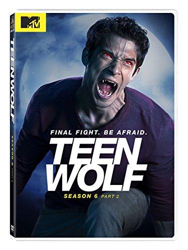 Teen Wolf Season 6 Part 2 (Dvd Part)