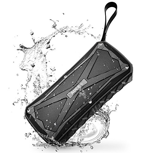 Portable Bluetooth Speakers, AUCEE 20W Loud Speaker IPX7 Waterproof Outdoor Speakers Wireless Bluetooth Speaker with 30-Hour Playtime for Apple,Samsung-Travel/Party/Beach/Biking/Shower/Home