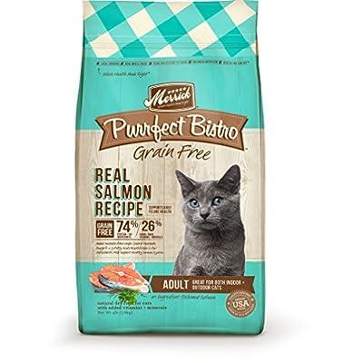 Click for Merrick Purrfect Bistro Grain Free Dry Cat Food